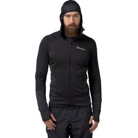 Berghaus Extrem 7000 Hoody Fleece Jacket Men Jet Black/Jet Black